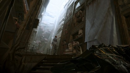 Скриншоты Dishonored 2: Death of the Outsider