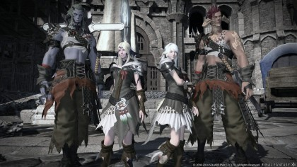 Final Fantasy XIV: Heavensward игра