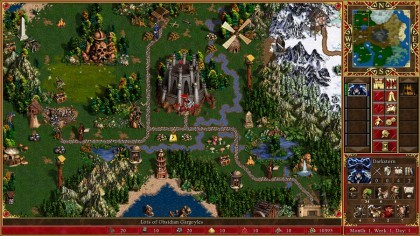 Heroes of Might and Magic 3 HD Edition игра