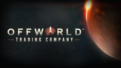 Offworld Trading Company игра
