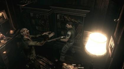 Resident Evil: Remastered игра