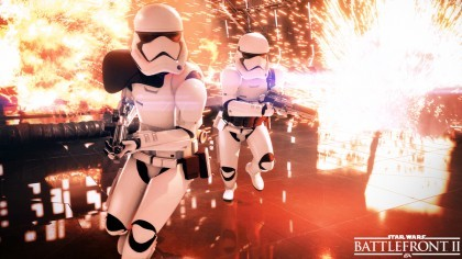 Скриншоты Star Wars: Battlefront II