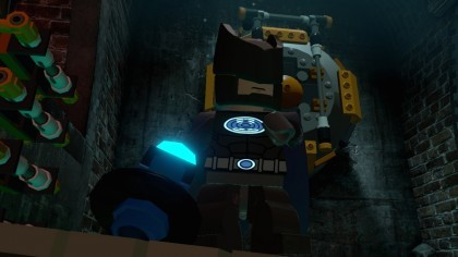 LEGO Batman 3: Beyond Gotham игра