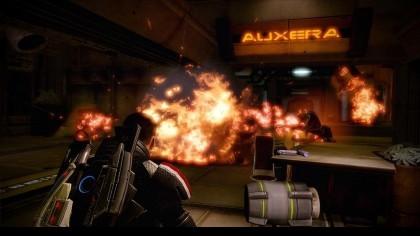 Mass Effect 2 игра