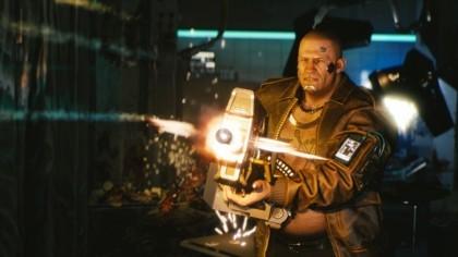 Скриншоты Cyberpunk 2077