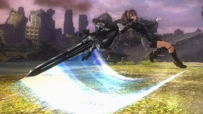 God Eater 2: Rage Burst игра