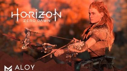 Horizon: Zero Dawn игра