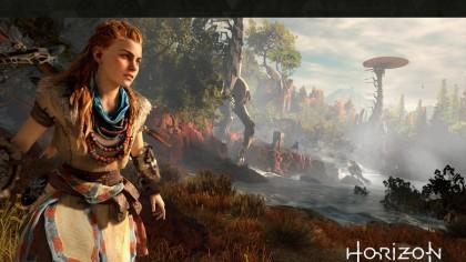 игра Horizon: Zero Dawn