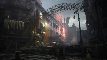 Скриншоты The Sinking City