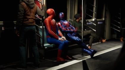 Скриншоты Spider-Man (2018)