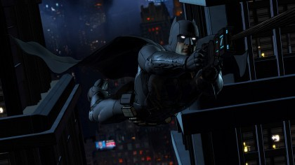 Batman: The Telltale Series игра