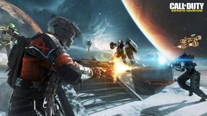 Call of Duty: Infinite Warfare игра