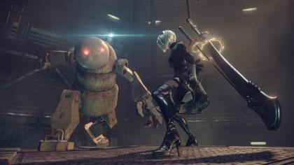 игра NieR: Automata