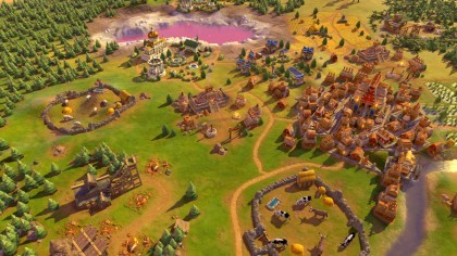 Скриншоты Sid Meier's Civilization VI: Rise and Fall