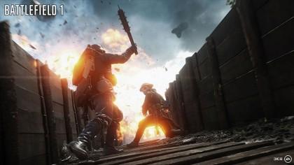 Battlefield 1 игра