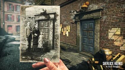 Sherlock Holmes: The Devil's Daughter игра