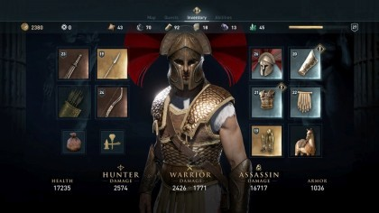 Скриншоты Assassin's Creed Odyssey