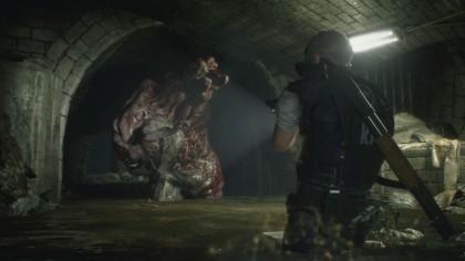 Скриншоты Resident Evil 2 Remake
