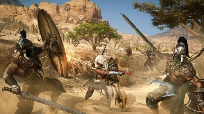 Assassin's Creed: Origins игра