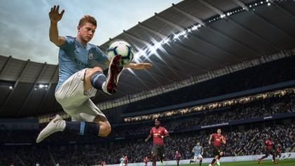 игра FIFA 19