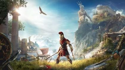 Assassin's Creed Odyssey игра