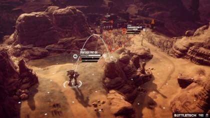 Скриншоты BattleTech (2018)