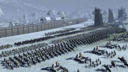 Скриншоты Total War Saga: Thrones of Britannia