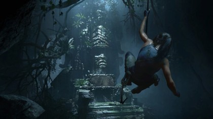 Shadow of the Tomb Raider игра
