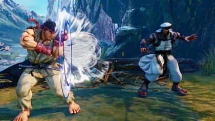 Street Fighter V игра
