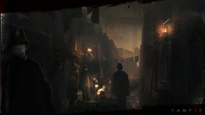 Vampyr скриншоты