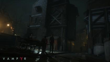 Vampyr игра