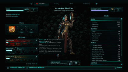 Warhammer 40,000: Inquisitor – Martyr игра