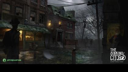 The Sinking City игра