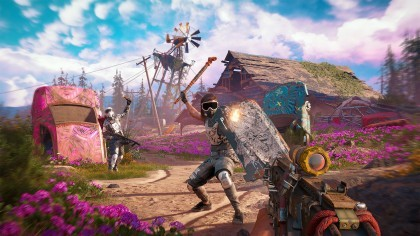 Far Cry: New Dawn игра