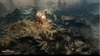 игра Warhammer 40,000: Inquisitor – Martyr