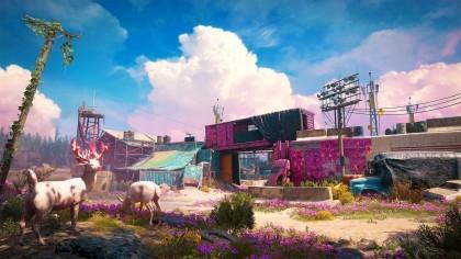 Скриншоты Far Cry: New Dawn
