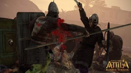 Скриншоты Total War: Attila