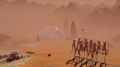 Surviving Mars игра