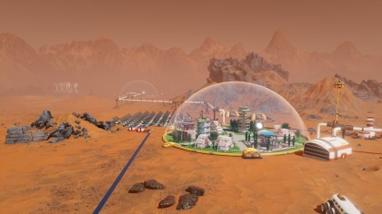 Surviving Mars игра