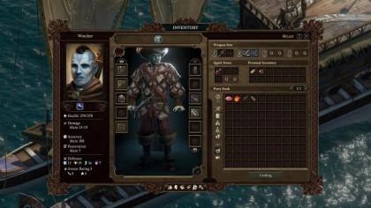 Pillars of Eternity 2: Deadfire игра