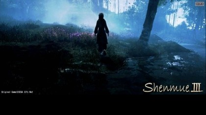 Скриншот Shenmue III