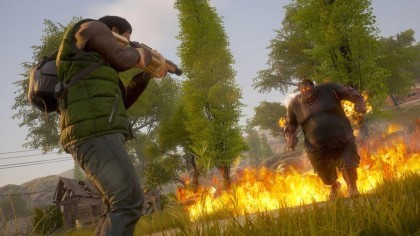 Скриншоты State of Decay 2