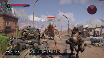Скриншоты ELEX