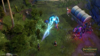 Pathfinder: Kingmaker игра