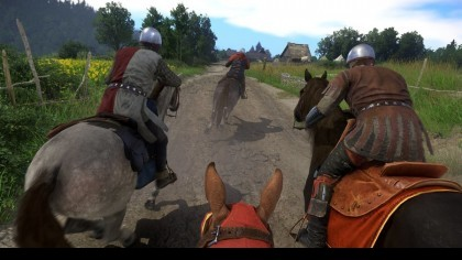 Kingdom Come: Deliverance игра