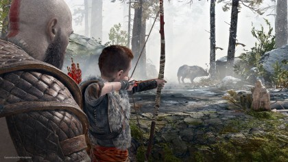 God of War (2018) игра