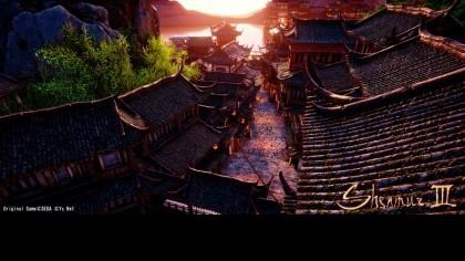 Скриншоты Shenmue III