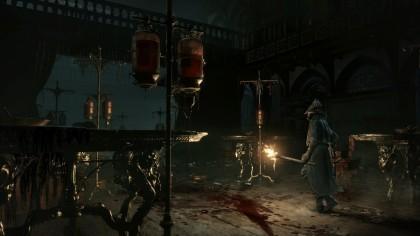 Скриншоты Bloodborne