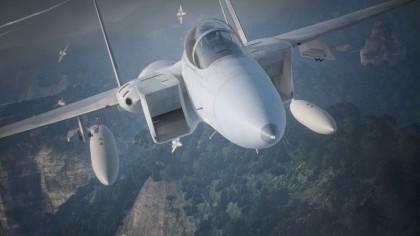 Скриншоты Ace Combat 7: Skies Unknown
