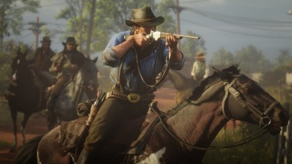 Red Dead Redemption 2 игра